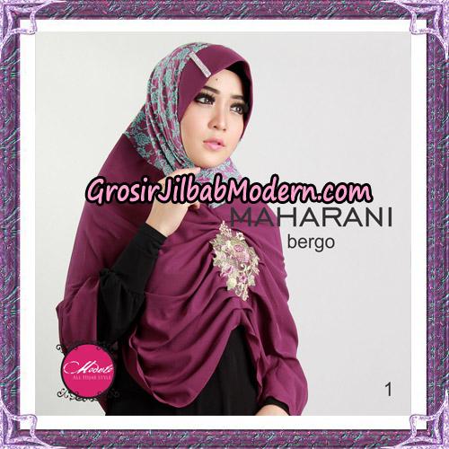 Jilbab Bergo Maharani Original By Modelo Hijab Brand No 1