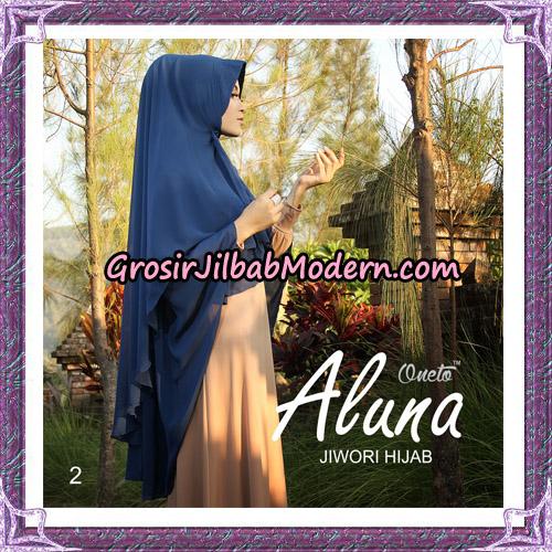 Jilbab Cerutti Aluna Jiwori Support Oneto Hijab No 2