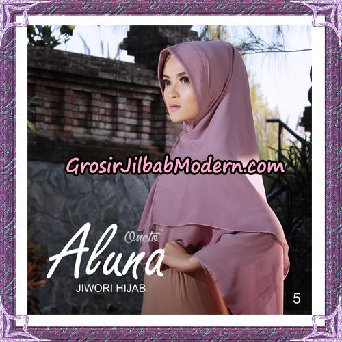 Jilbab Cerutti Aluna Jiwori Support Oneto Hijab No 5