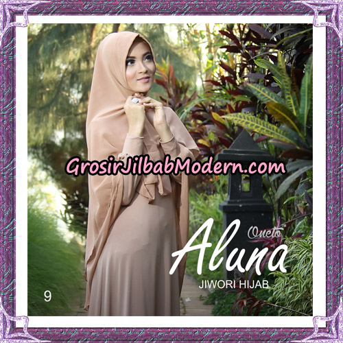 Jilbab Cerutti Aluna Jiwori Support Oneto Hijab No 9