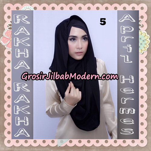 Jilbab Hoodie Instant April Hermes By Rakha Brand No 5