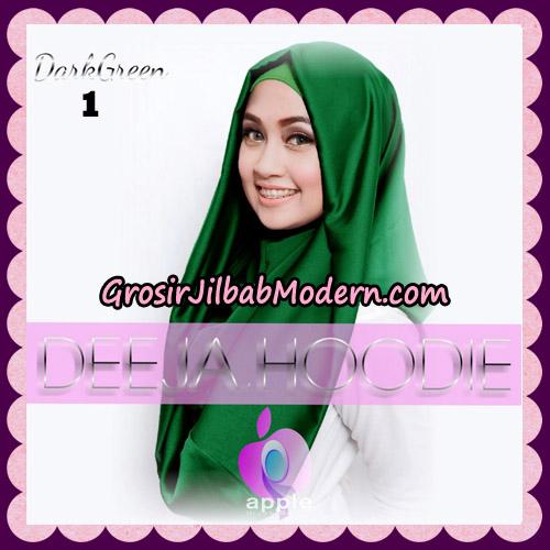 Jilbab Instant Deeja Hoodie New Series By Apple Hijab Brand No 1