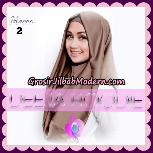 Jilbab Instant Deeja Hoodie New Series By Apple Hijab Brand No 2