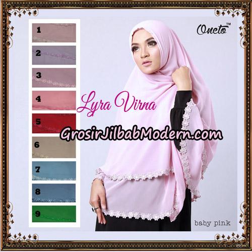 Jilbab Khimar Lyra Virna By Fa Hijab Support Oneto Hijab