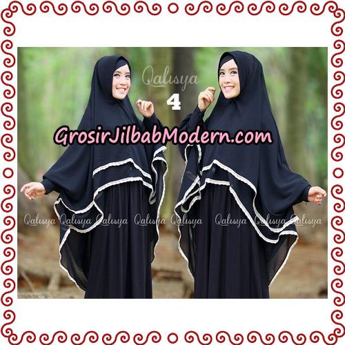 Jilbab Khimar Modern Exclusive Tunik Yumna By Qalisya Hijab No 4