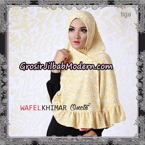 Jilbab Khimar Wafel Cantik Support Oneto Hijab No 3