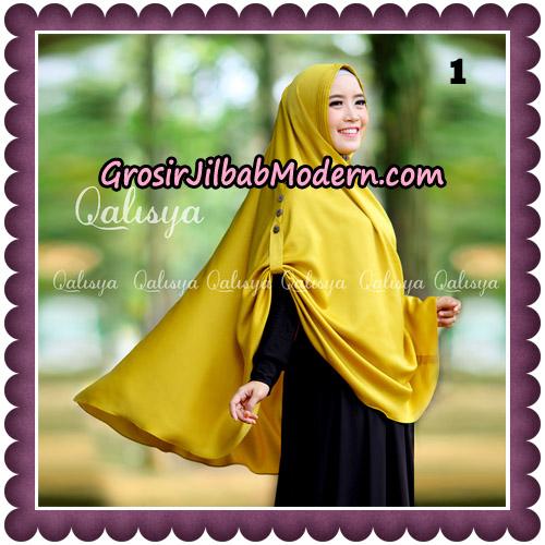 Jilbab Khimar Ziya Original By Qalisya Hijab Brand No 1