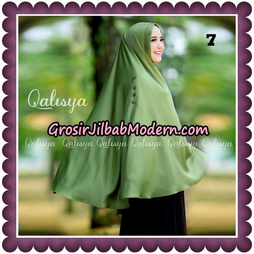 Jilbab Khimar Ziya Original By Qalisya Hijab Brand No 7