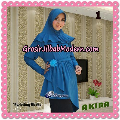 Jilbab Lengan Tunik Akira Original By Fadeya Brand No 1