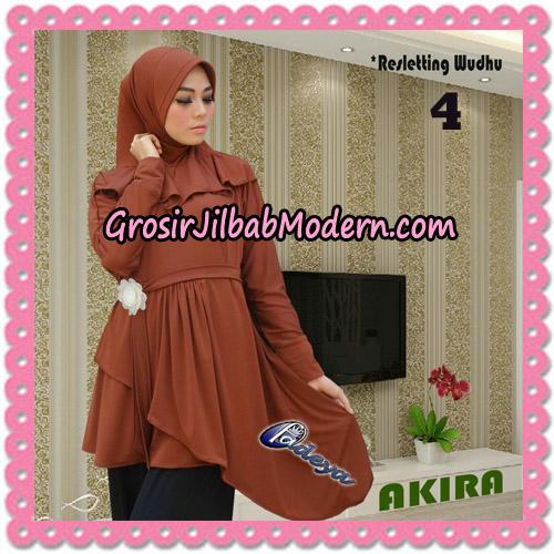 Jilbab Lengan Tunik Akira Original By Fadeya Brand No 4