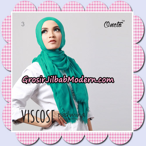 Jilbab Pashmina Jasmine Viscose Support Oneto Hijab No 3