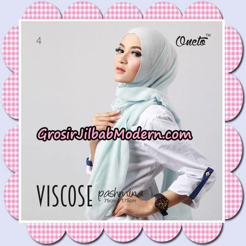 Jilbab Pashmina Jasmine Viscose Support Oneto Hijab No 4