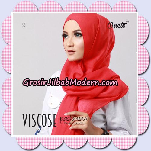 Jilbab Pashmina Jasmine Viscose Support Oneto Hijab No 9