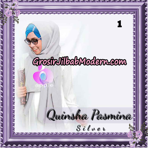 Jilbab Quinsha Pasmina Cantik By Apple Hijab Brand No 1