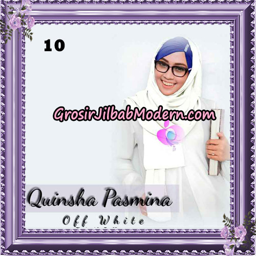 Jilbab Quinsha Pasmina Cantik By Apple Hijab Brand No 10