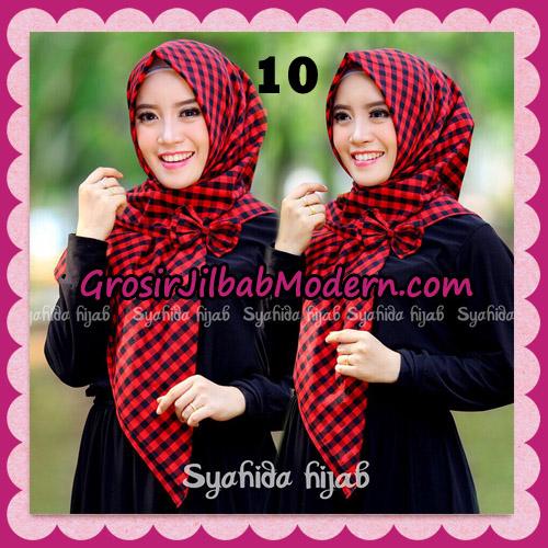 Jilbab Segi 4 Monochrome Original By Syahida Hijab Brand No 10
