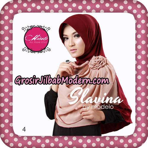 Jilbab Instant Slavina Original By Modelo Hijab Brand No 4