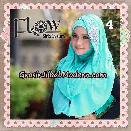 Jilbab Instant Syria Syaura Original By Flow Idea No 4