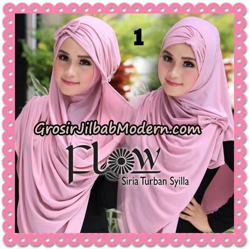 Jilbab Instant Syria Turban Syilla Original By Flow Idea No 1