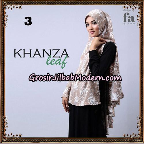 Jilbab Khimar Khanza Leaf By Fa Hijab Support Oneto Hijab No 3