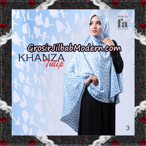 Jilbab Khimar Khanza Tulip By Fa Hijab Support Oneto Hijab No 3