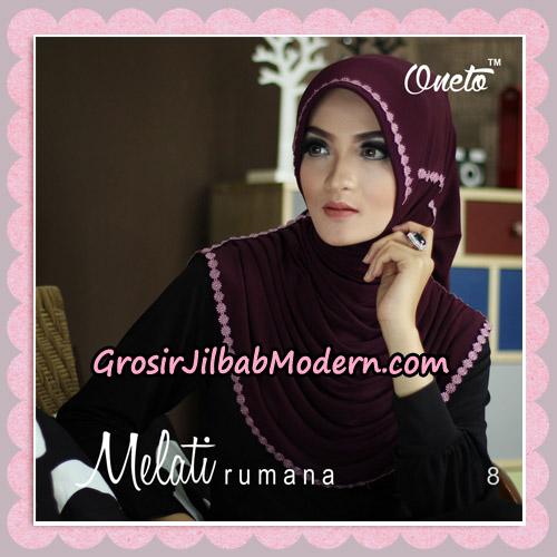 Jilbab Rumana Melati Original By Oneto Hijab Brand No 8