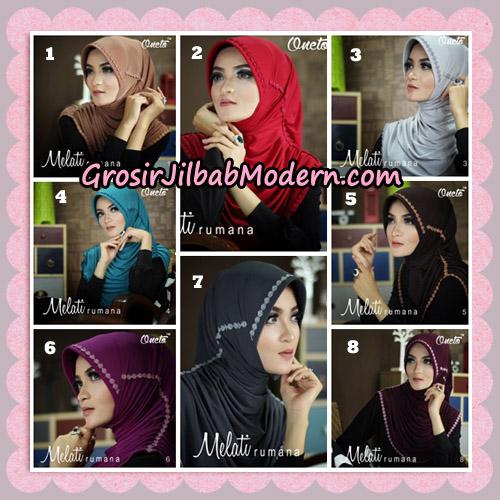 Jilbab Rumana Melati Original By Oneto Hijab Brand