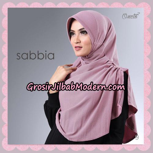 Jilbab Bergo Instant Sabbia Original By Oneto Hijab Brand NO 9