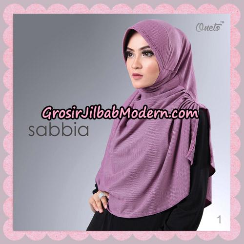 Jilbab Bergo Instant Sabbia Original By Oneto Hijab Brand No 1
