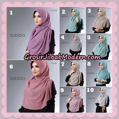 Jilbab Bergo Instant Sabbia Original By Oneto Hijab Brand