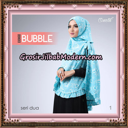 Jilbab Khimar Bubble Seri 2 By Fa Hijab Support Oneto Hijab No 1