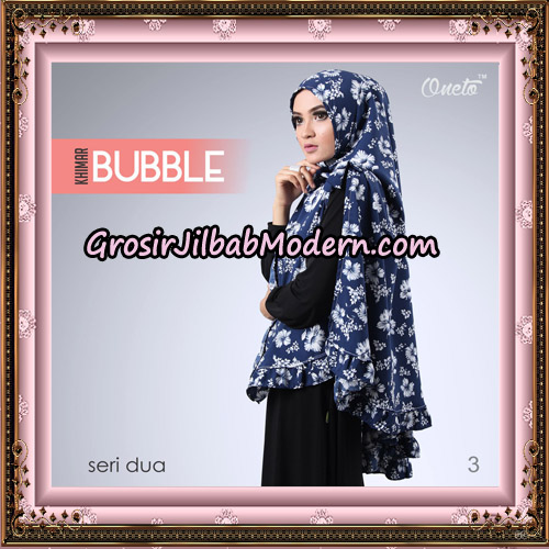 Jilbab Khimar Bubble Seri 2 By Fa Hijab Support Oneto Hijab No 3