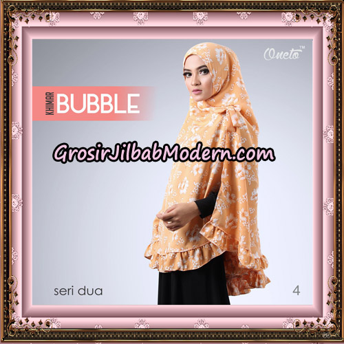 Jilbab Khimar Bubble Seri 2 By Fa Hijab Support Oneto Hijab No 4