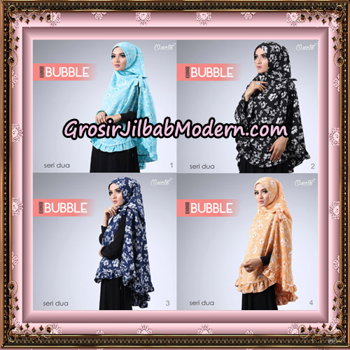 Jilbab Khimar Bubble Seri 2 By Fa Hijab Support Oneto Hijab