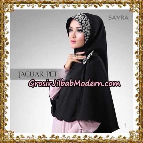 Jilbab Khimar Instant Jaguar Pet Original By Sayra Hijab Brand No 1