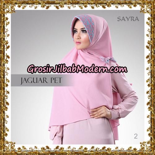 Jilbab Khimar Instant Jaguar Pet Original By Sayra Hijab Brand No 2