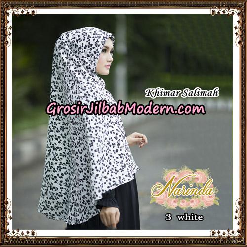 Jilbab Khimar Salimah Original By Narinda Hijab Brand No 3