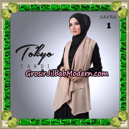 Cardigan Tokyo Cardi Cantik Original By Sayra Hijab Brand No 1