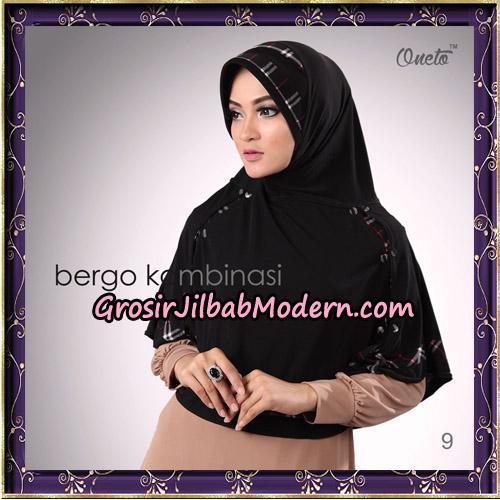 Hijab Bergo Kombinasi Original By Oneto Hijab Brand No 9