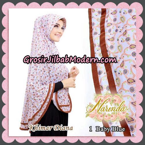 Jilbab Syari Khimar Diana Cantik Original By Narinda Hijab Brand No 1
