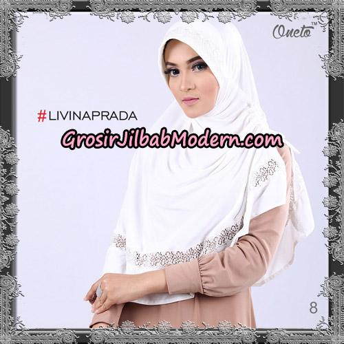 Jilbab Bergo Livina Prada Original By Oneto Hijab Brand No 8