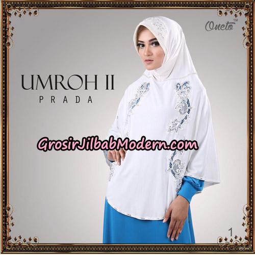Jilbab Bergo Umroh II Prada Support Oneto Hijab No 1
