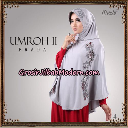 Jilbab Bergo Umroh II Prada Support Oneto Hijab No 4