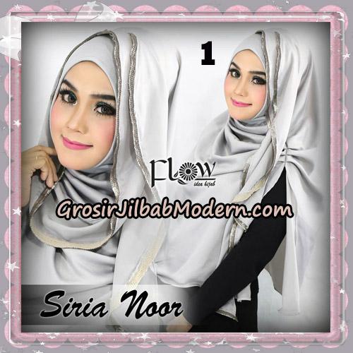 Jilbab Instant Exclusive Siria Noor Sequin Original By Flow Idea No 1