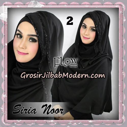 Jilbab Instant Exclusive Siria Noor Sequin Original By Flow Idea No 2