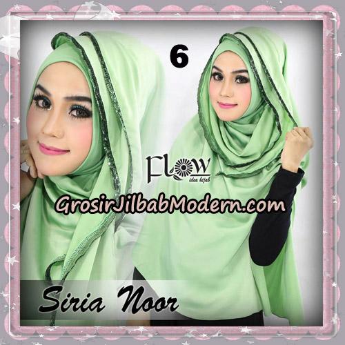Jilbab Instant Exclusive Siria Noor Sequin Original By Flow Idea No 6