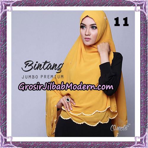 Jilbab Cantik Khimar Bintang Jumbo Premium Original By Oneto Hijab Brand No 11