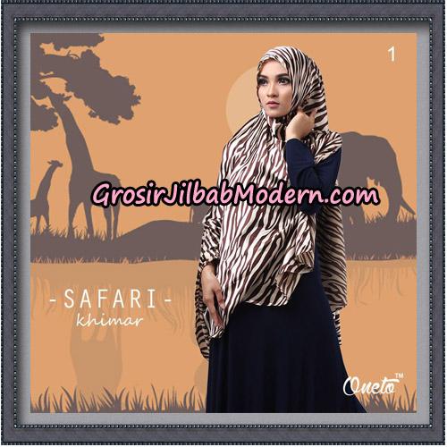 Jilbab Cantik Safari Khimar Original By Oneto Hijab Brand No 1
