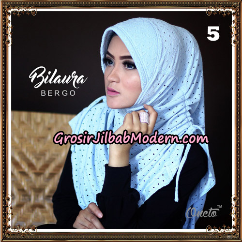 Jilbab Instant Bilaura Bergo Original By Oneto Hijab Brand No 5