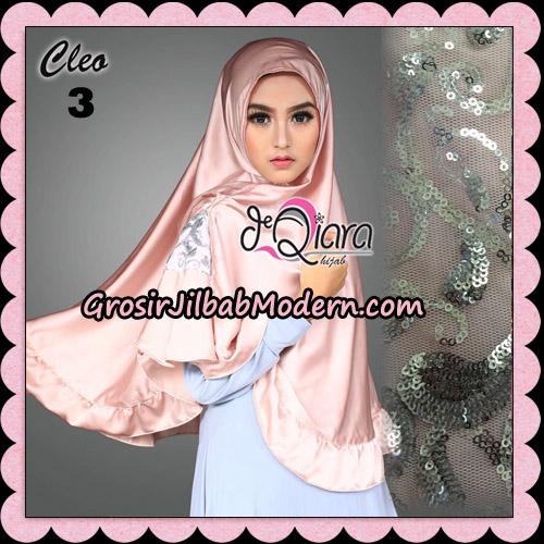 Jilbab Instant Cantik Khimar Cleo Original By dQiara Hijab Brand No 3